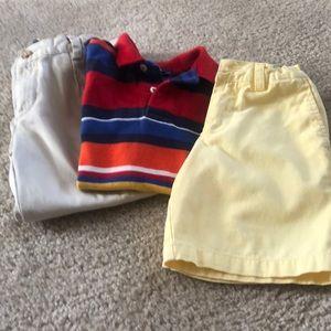 Pants & shirts